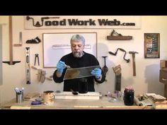 Wood Finishing - Dying Wood Versus Staining Wood - YouTube