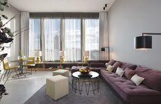 H'Otello K'80 Berlín, situado en Knesebeckstrasse, número 80, junto al boulevard más lujoso de la ciudad.