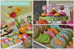 Tea Party     #Kids, #Party, #Tea