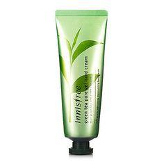 innisfree-Green-Tea-Pure-Hand-Cream-50ml Price: US $7.20 Description:  Hand cream that makes skin soft with green tea ingredients. Visit: http://www.ebay.com/itm/innisfree-Green-Tea-Pure-Hand-Cream-50ml-/231301027275?ssPageName=STRK:MESE:IT