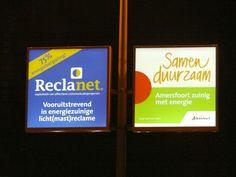 Onze lichtmast #Reclame is 24 uur per dag zichtbaar. #Reclanet