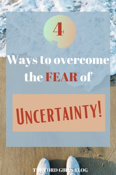 Our Heavenly Father has given us the tools to live a life free of fear. Life can be challenging and filled with lots of uncertanties. Let's look at four ways that we can fight the battle over the fear of uncertainty. #Faith #faithoverfear #victory
