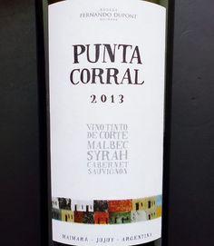 Resultado de imagen para vino punta corral