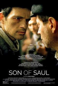Grimly intense yet thoroughly rewarding, Son of Saul offers an unforgettable viewing experience -- and establishes director László Nemes as a talent to watch.