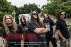 I recently had the massive honor of calling up a death metal LEGEND Rob Barret and getting to talk to him about his new record, and the lasting power of Cannibal Corpse. Not only was it something o...