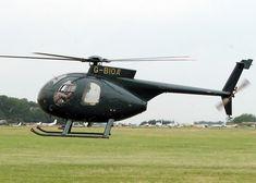 Hughes 500 Model 369D