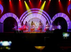 Thai Bollywood Dancers - Glenmark India Award Night 2012 on 24th November 2012 at Peach Convention Pattaya, Thailand #eventprofs For more information, email to sales@conceptualevent.com or visit www.bangkokconference.net