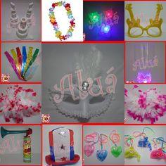 Sua festa ainda mais animada!! Transforme a balada!! Confira em www.aluafestas.com.br