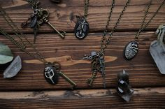 A personal favorite from my Etsy shop https://www.etsy.com/ca/listing/518090468/macabre-steampunk-necklaces