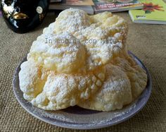 In cucina con Mire Donut Recipes, Sweets Recipes, My Recipes, Cookie Recipes, Best Italian Recipes, Italian Desserts, Just Desserts, Sweet Pastries, Italian Cookies