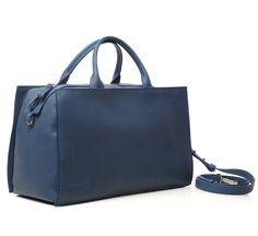 Blue Beetle Bag by Bonastre - shop at Roztayger