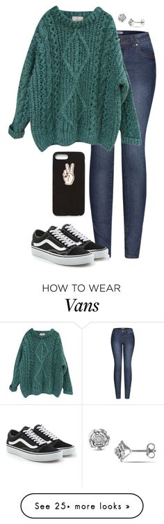 """Untitled #1032"" by dynastiloudhousefan on Polyvore featuring 2LUV, Essentiel, Vans and Nasty Gal"