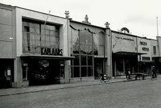 Noodwinkel Eckhart, Mathenesserlaan, Rotterdam - bewri