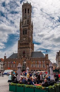 Bruges-Belgium, by Sellsy Places Around The World, Oh The Places You'll Go, Places To Travel, Places To Visit, Around The Worlds, Wonderful Places, Beautiful Places, Visit Belgium, Voyage Europe