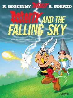 Asterix and the Falling