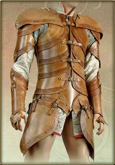 Lord of the Rings leather armor OMG WANT