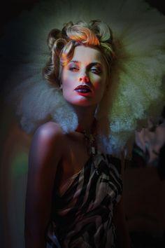 FOnk Fashion by marjolein banis, via Behance