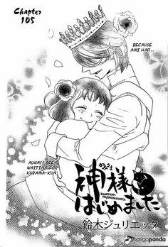 Kurama and Ami Manga: Kamisama Hajimemashita