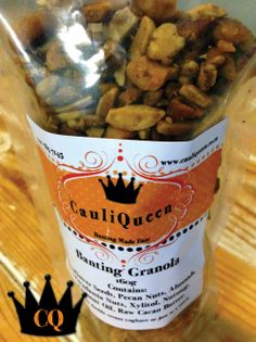 Banting made easy. Banting, Granola, Pickles, Cucumber, Make It Simple, Easy, Food, Products, Essen