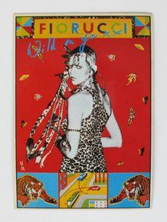 Fiorucci poster