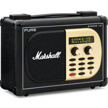 Marshall DAB radio