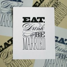 cute & clever idea for save the date cards