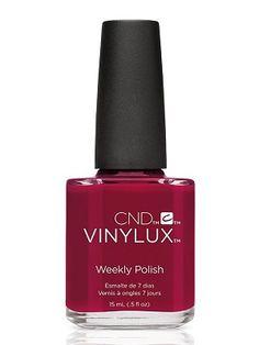 CND Vinylux Weekly Polish - Rouge Rite 197
