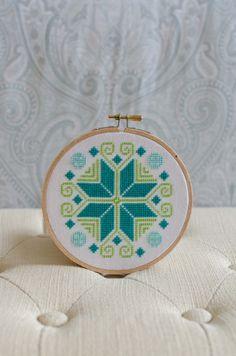 Cross+Stitch+Pattern+PDF+Motif+Style+1+by+PalenciaGrove+on+Etsy,+$3.00