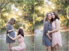 Aislinn Kate Photography | maternity shoot | same sex couple | expecting | baby on the way