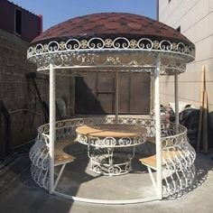 Our goal is to keep old friends, ex-classmates, neighbors and colleagues in touch. Railing Design, Gate Design, Door Design, House Design, Iron Furniture, Garden Furniture, Outdoor Garden Rooms, Swing Table, Metal Garden Gates