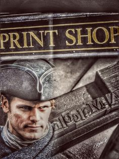 S3 The Print Shop where Claire returns to Scotland and finds Jamie.