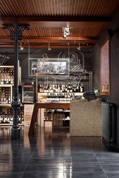 Stefano's Fine Food Factory - YOD Design Lab