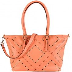 Alicia Perforated Tote