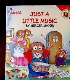 Just A Little Music By Mercer Mayer Paperback