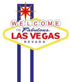 Las Vegas Vector Sign Vetor grátis