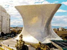 ✶The Museo Soumaya is a non-profit cultural institution & private museum in Mexico City.✶