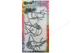 Dylusions Clear STAMPS Couture Collection - so Many Hats for sale online Stampers Anonymous, Head & Shoulders, Ostrich Feathers, Colouring Pages, Couture Collection, Ribbon Bows, Clear Stamps, Line Drawing, Creative Design