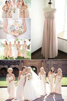 top 10 bridesmaid dress nude color for spring summer wedding