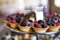 Fruit Tarts to die for!  Top Tier Delights are one of the premiere dessert makers in the area.    Photographs © Midwest LifeShots Photography of Rochester Minnesota, http://www.midwestlifeshots.com.