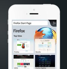 Petition for Firefox on iOS