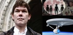 This hacker believes that NASA blanks out UFO images before releasing videos to the public Meet Gary McKinnon who thinks that NASA is editing out the parts of UFO appearances in the videos it releases to Nasa, Aliens And Ufos, Ancient Aliens, Secret Space Program, Johnson Space Center, Ancient Egyptian Art, Ancient Greece, Us Government, European History