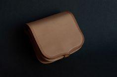 Hemr. leather pouch, www.hemr.cz
