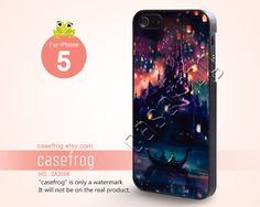 iPhone 5 Case - Disney Tangled, The Lights, iPhone Case, Case for iPhone - 2A2096