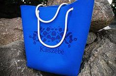 BeachBag niebieska Shopper Bag, Tote Bag, Bags, Handbags, Totes, Bag, Tote Bags, Hand Bags