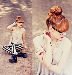 Give me a second I need to get my story straight. (by Chloe D ( coconut )) http://lookbook.nu/look/3849348-Give-me-a-second-I-need-to-get-my-story-straight