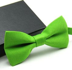 Classic Solid 16 Colors Bow Ties For Men