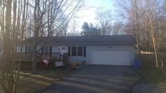 Wonderful 3 bedroom, 2 bath Rambler located in Lake Arrowhead, North Stafford, VA Listed at $230,000
