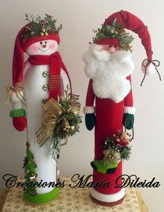 sell beautiful Christmas crafts - models 2014 - Her Crochet Christmas Sewing, Felt Christmas, Christmas Snowman, Simple Christmas, Handmade Christmas, Christmas Holidays, Christmas Wreaths, Christmas Ornaments, Beautiful Christmas