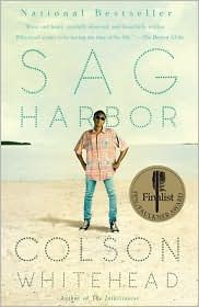 No-Obligation Book Club - July 2009 - Sag Harbor by Colson Whitehead