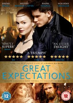 Great Expectations [DVD] [2012]: Amazon.co.uk: Helena Bonham Carter, Ralph Fiennes, Jeremy Irvine, Mike Newell: Film & TV